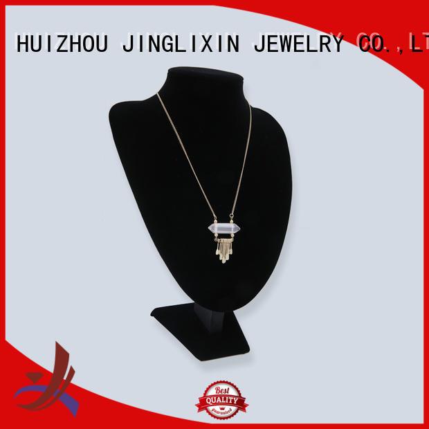 swarovski rhinestones necklace diamond plated JINGLIXIN Brand