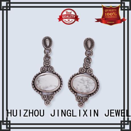 resin wholesale fashion earrings oem service for women