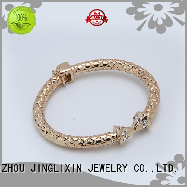 gold personalized name bracelets manufacturer for sale