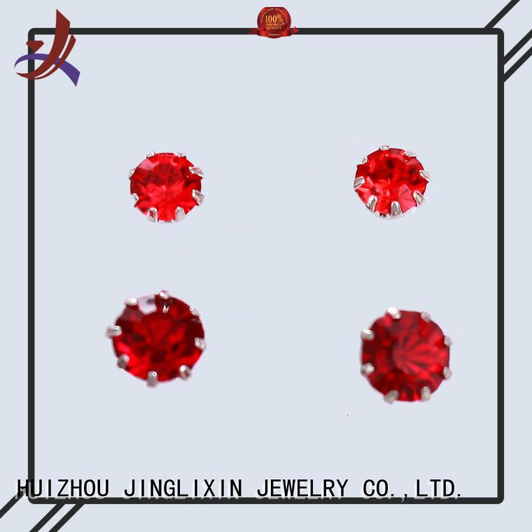 Wholesale fashion gold wholesale fashion earrings JINGLIXIN Brand