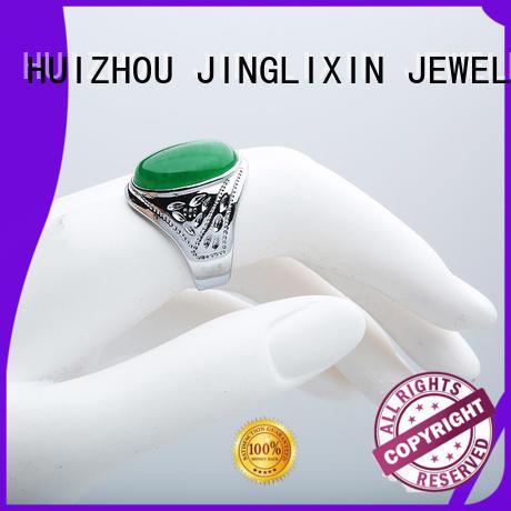 custom made rings manufacturer for present JINGLIXIN