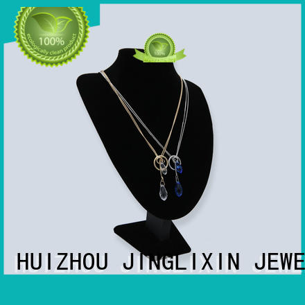 k necklace supplier laser engraving for wife JINGLIXIN