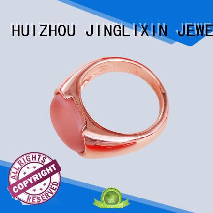 JINGLIXIN custom rings for women manufacturer for sale