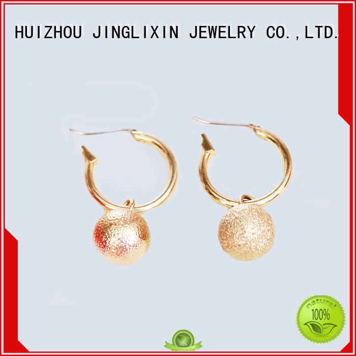 New fashion jewelry earrings environmental protection for ladies