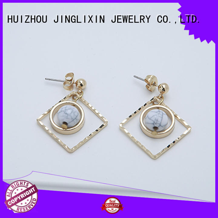 JINGLIXIN New new trendy earrings Suppliers for concerts