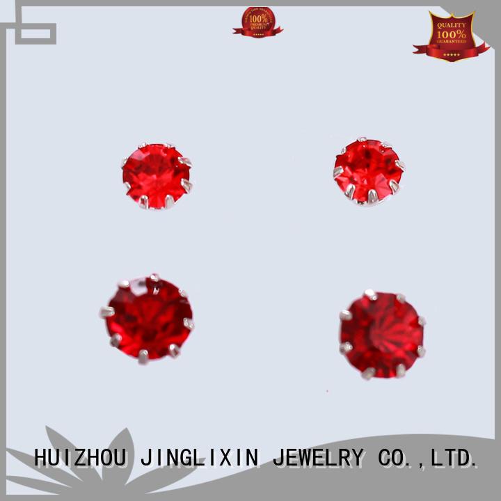 JINGLIXIN fashion jewelry earrings Suppliers for ladies