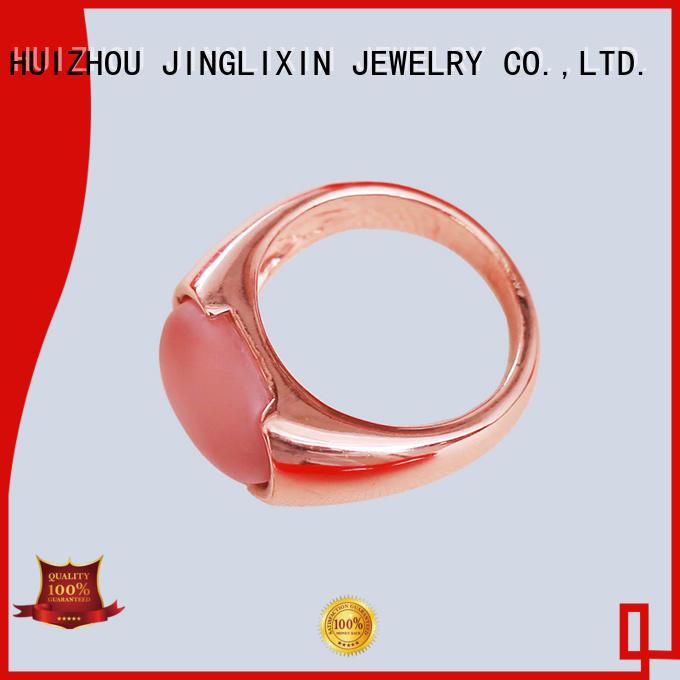 JINGLIXIN semiprecious female ring r for male