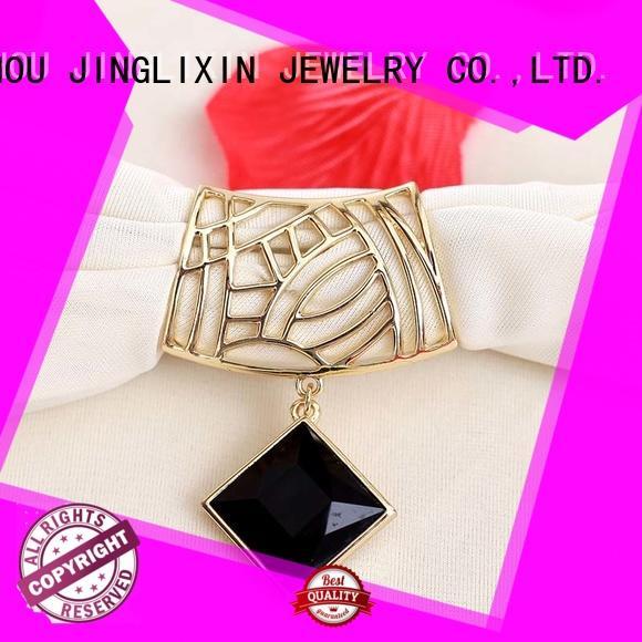 hot sale custom cufflinks rhinestones for sale JINGLIXIN