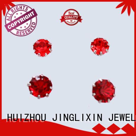 steel bridal earrings odm service for women JINGLIXIN