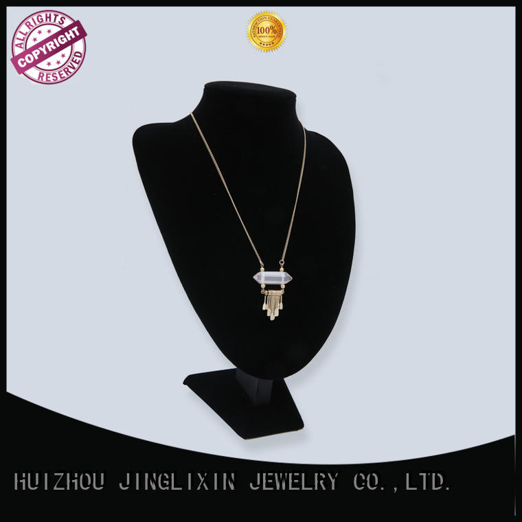 new style semi-precious stones necklace manufacturers for women