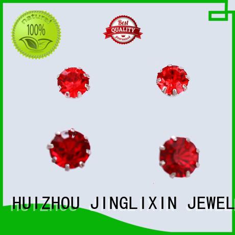 resin fashion earrings hot sale for ladies JINGLIXIN