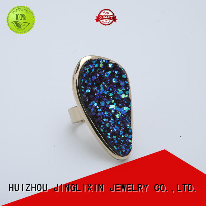 JINGLIXIN Best couple rings for business for women