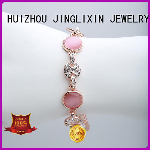 custom bracelets for her kids for party JINGLIXIN