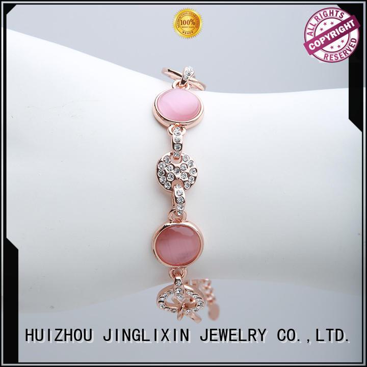 bracelet zinc JINGLIXIN Brand wholesale bracelets