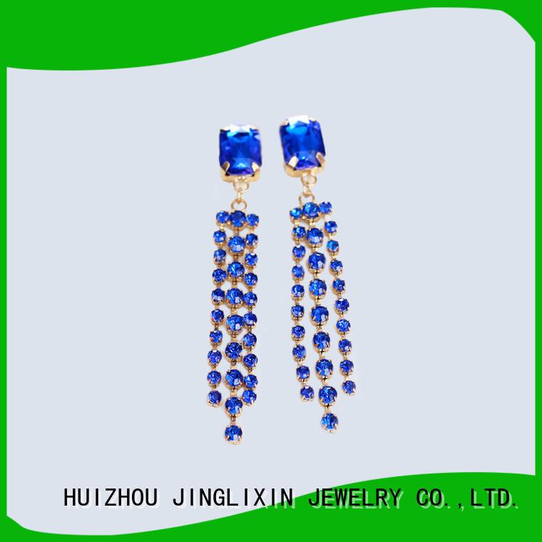 resin design earrings oem service for sale JINGLIXIN