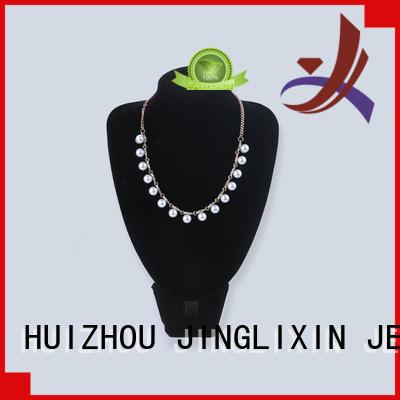 beads white wholesale necklaces diamond JINGLIXIN company