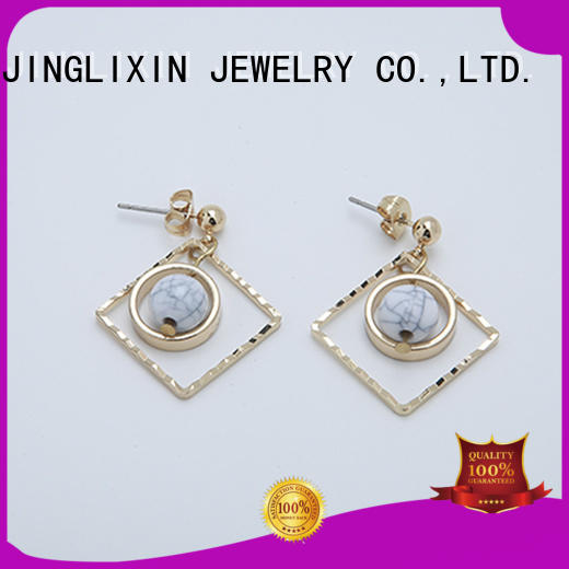 chandelier jewelry earrings odm service for ladies JINGLIXIN