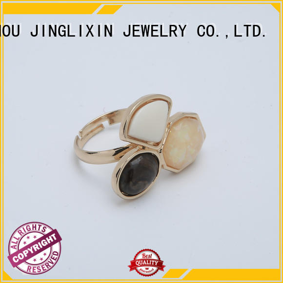 unique diamond rings hot sale for male JINGLIXIN