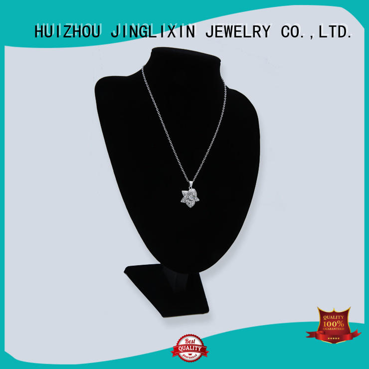 hot sale 925 silver necklace stone for guys JINGLIXIN