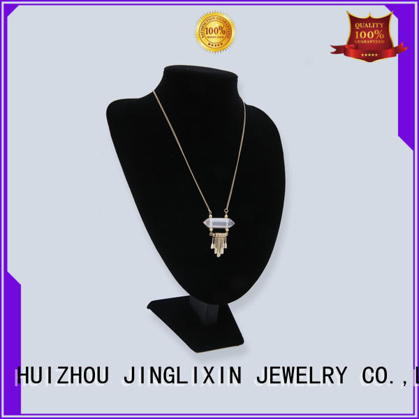cross bar new fashion necklace laser engraving for wife JINGLIXIN