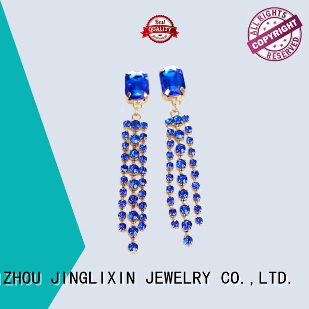 JINGLIXIN abs wedding earrings odm service for sale
