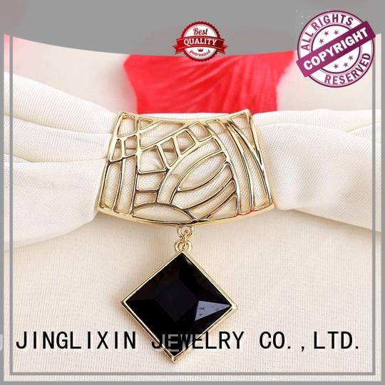 JINGLIXIN silk silver headband for sale