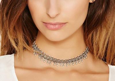 custom made necklace, custom metal necklace, custom name necklace