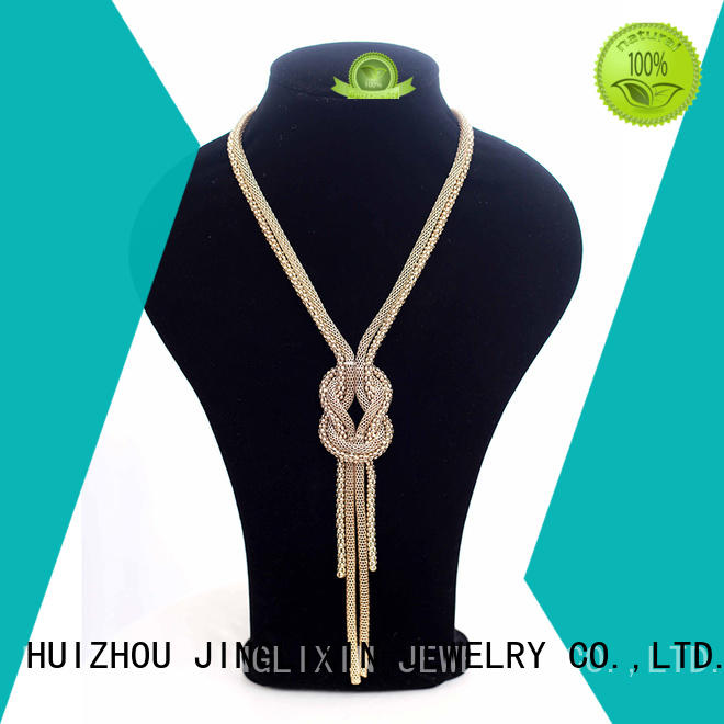 JINGLIXIN cross bar wholesale necklaces factory for gifts