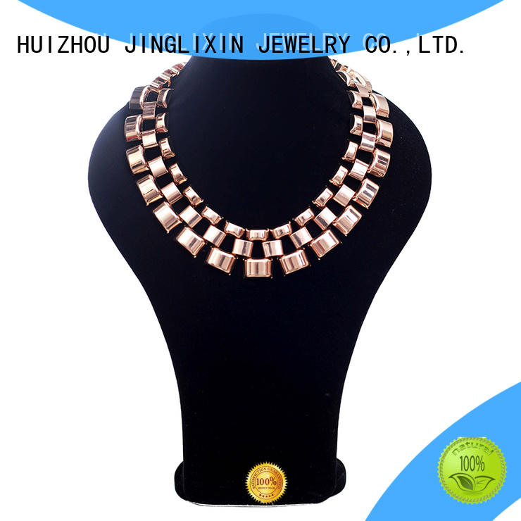 JINGLIXIN swarovski fashion necklace for gifts