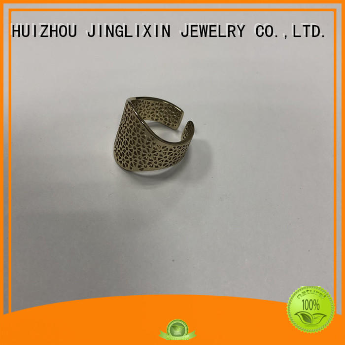 JINGLIXIN Wholesale jewelry rings for business for present