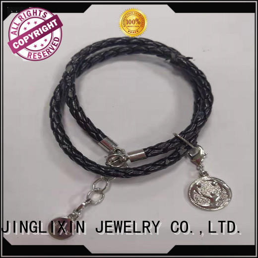 Latest custom jewelry bracelets environmental protection for party