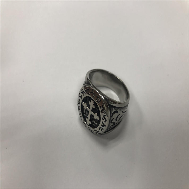 Chrome Hearts Punk skull ring