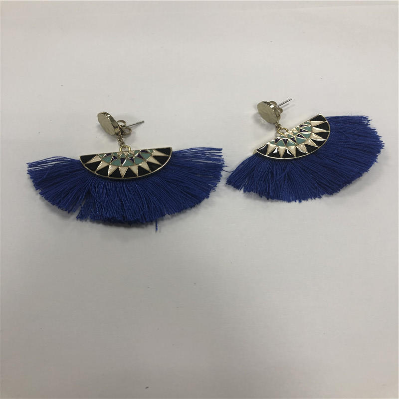 tassels earrings