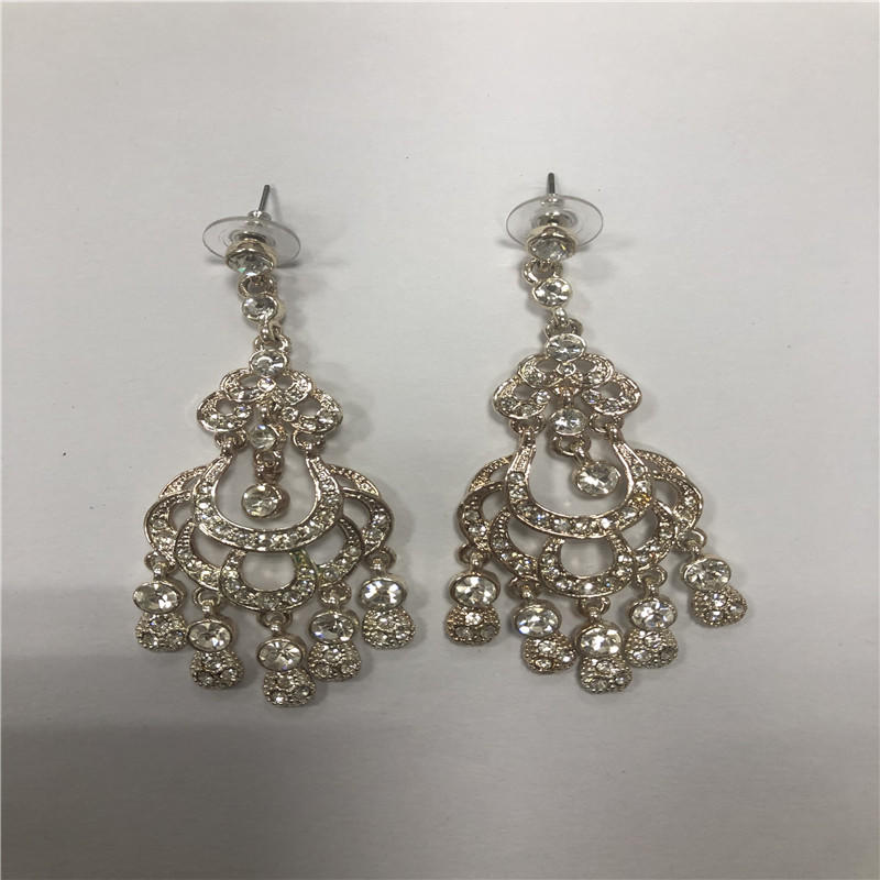 Belly dance earrings
