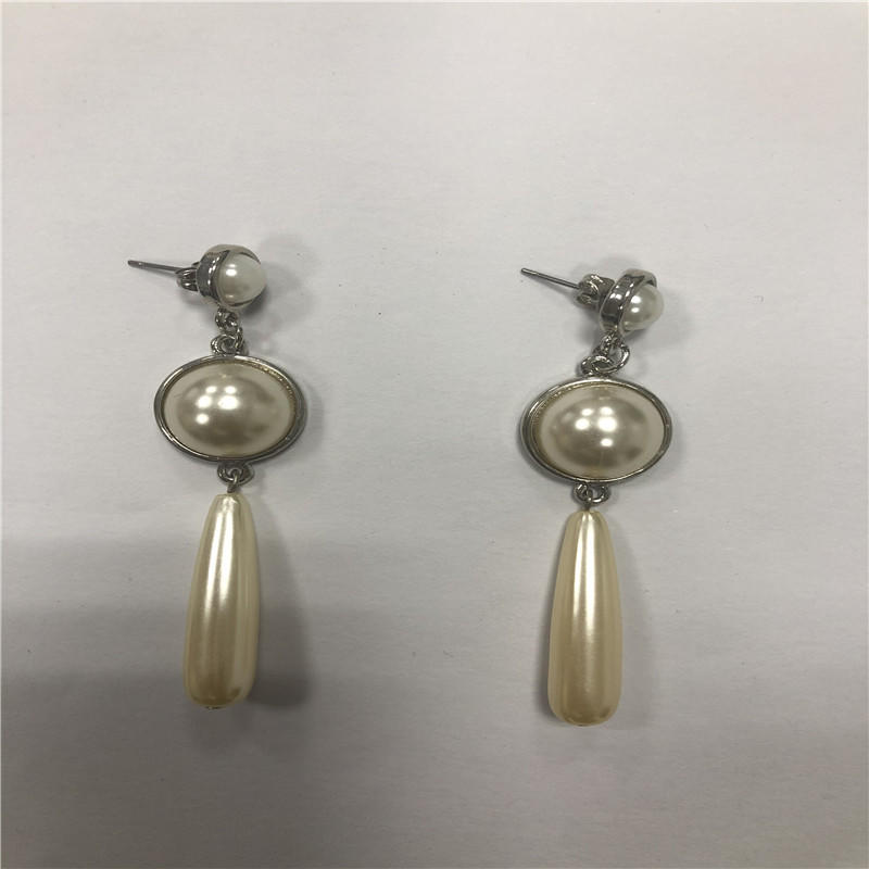 Baroco style earrings
