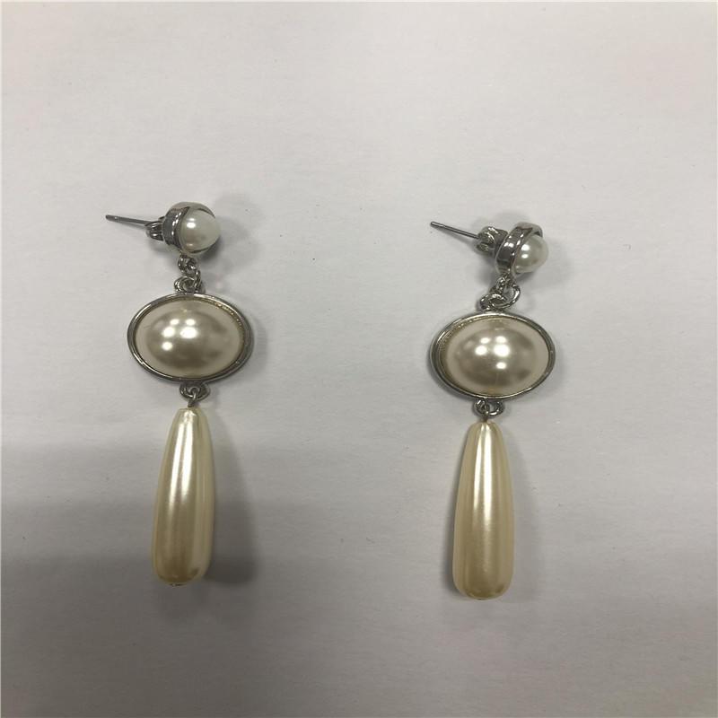 Baroco style earrings