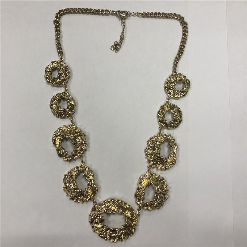 Blackmuse gold-plated  necklace