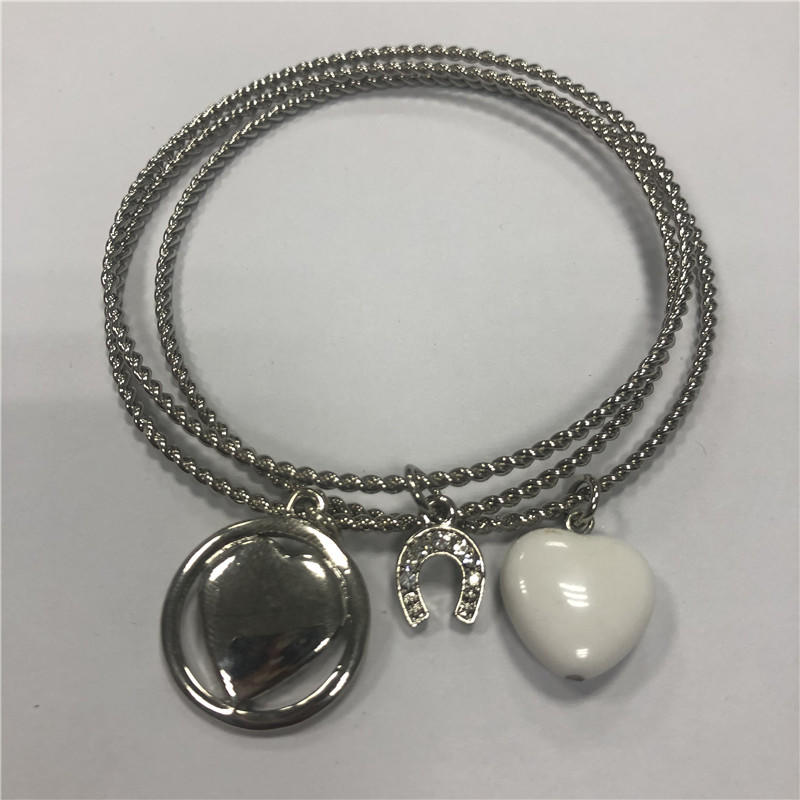 Tricycle ring bell bracelet