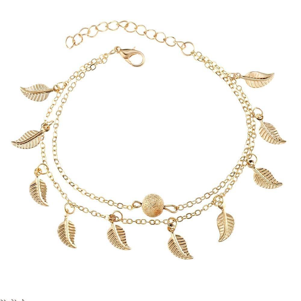 The leaves bracelet