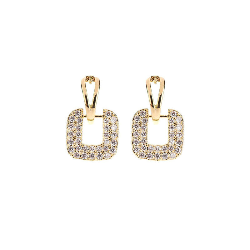 Fshanabiole diamond earrings