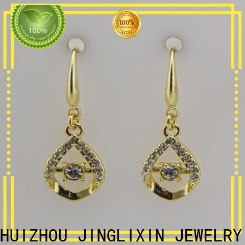 JINGLIXIN copper earrings for business for concerts