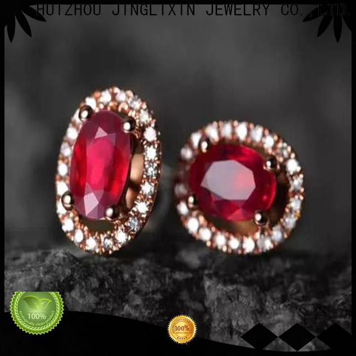JINGLIXIN jewelry earrings factory for sale