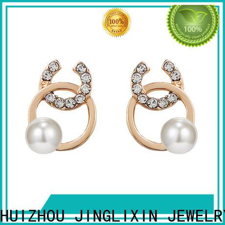 JINGLIXIN custom earrings Suppliers for party