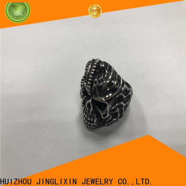 JINGLIXIN Custom fashion rings factory for sale