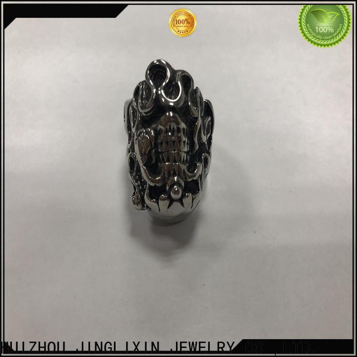 JINGLIXIN Custom jewelry rings Suppliers for male