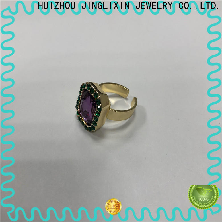 new style male ring factory for present