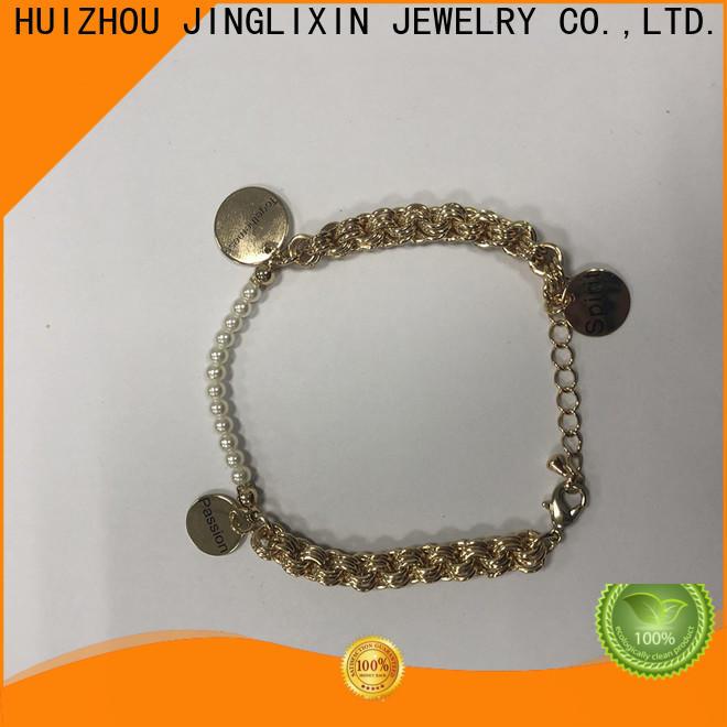 JINGLIXIN High-quality semi-precious stones bracelet manufacturers for sale