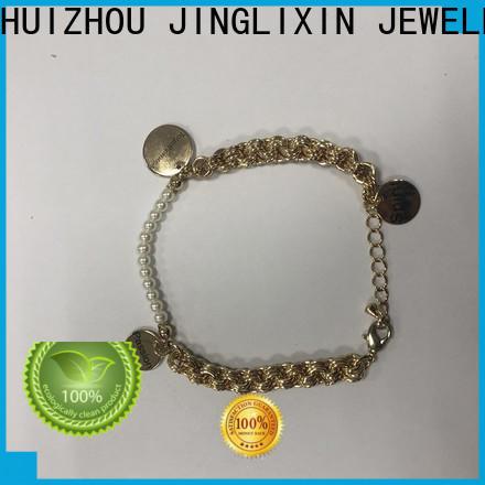JINGLIXIN Wholesale fur bracelet for business for ladies