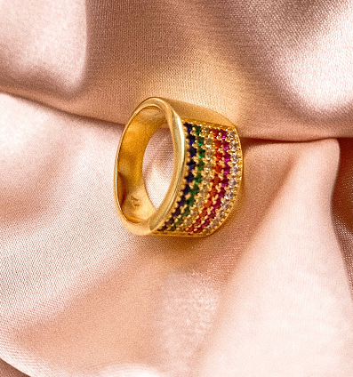 7 colour ring