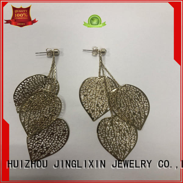 High-quality wholesale fashion earrings environmental protection for women